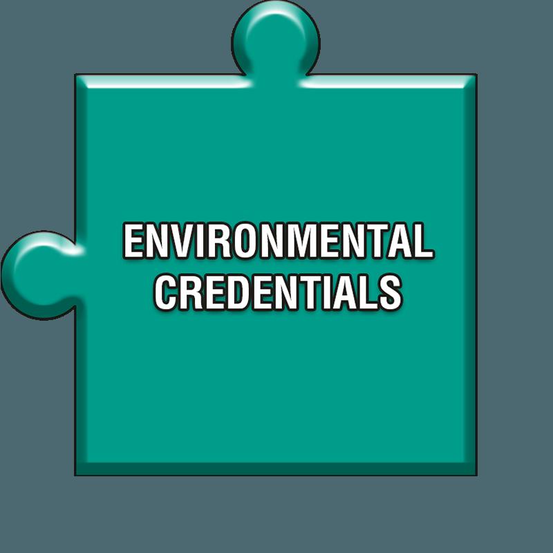 Environmental Credentials