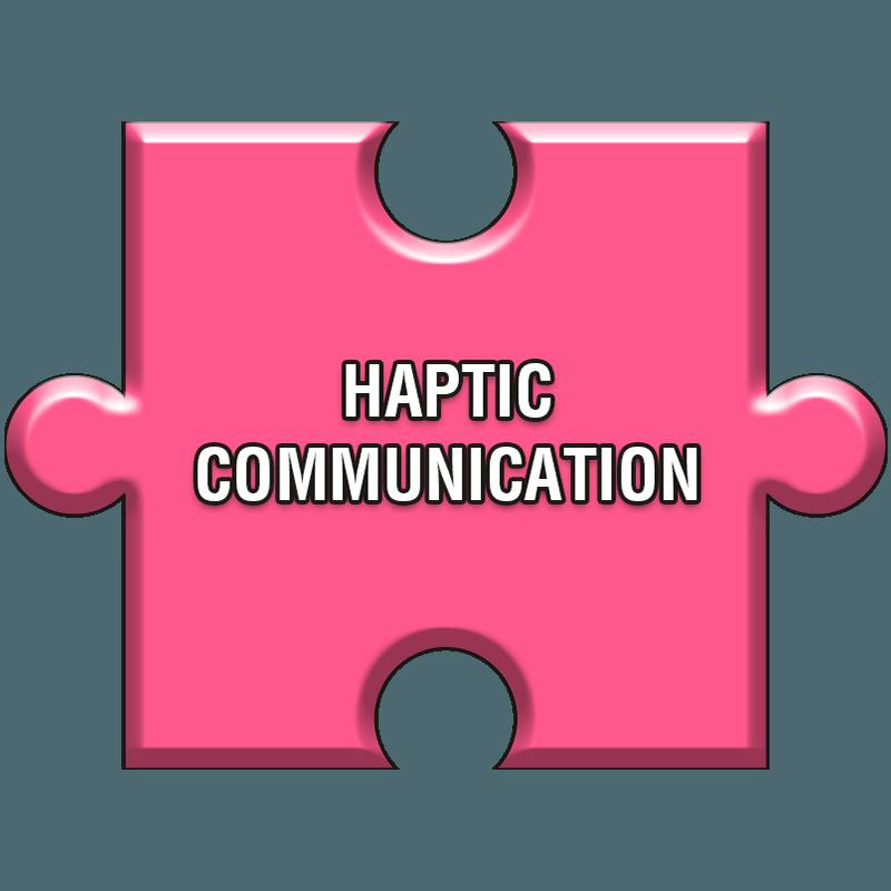 Haptic communication